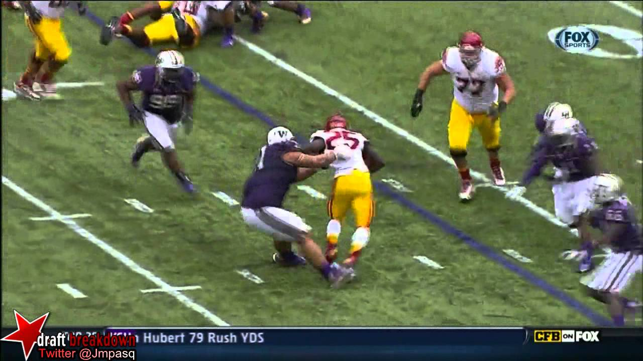 Silas Redd vs Washington (2012)