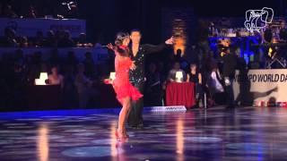 2013 WDSF PD World Latin | The Final Samba