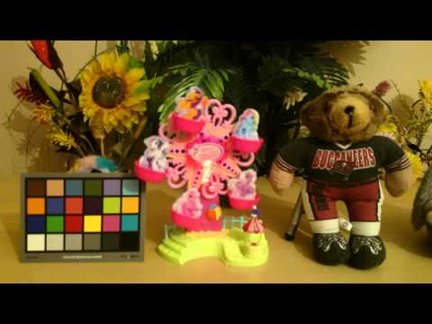 Sony Xperia Z1 Compact Indoor Sample Video