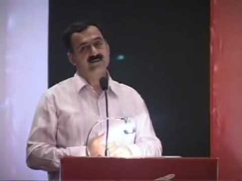 Mr Pavan Duggal at LBSIM ANNUAL IT SUMMIT 2008 part 2