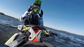 10. Sea-doo Rxp-X 300 in Sweden