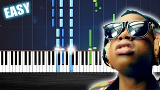 Silentó - Watch Me - Piano Tutorial  Ноты и М�Д� (MIDI) можем выслать Вам (Sheet music for piano)