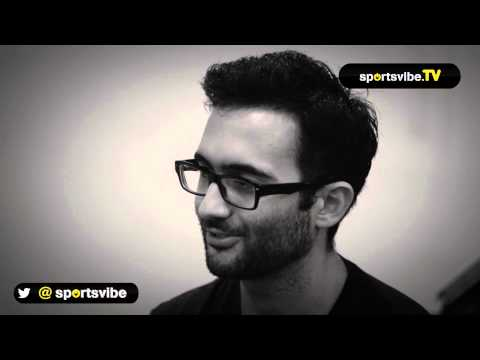 Sportsvibe Sessions - Ed Abela Interview
