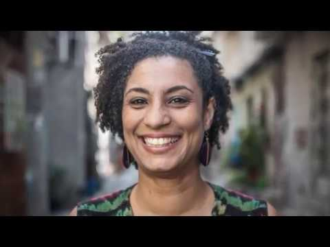 MARIELLE FRANCO (видео)