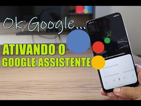 """Como Ativar o """"OK GOOGLE"""" Assistente de Voz do Android"""