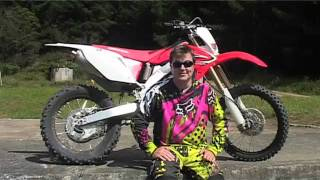 7. Honda CRF250X review