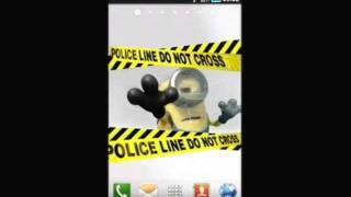 Minion Do Not Cross LWP YouTube video
