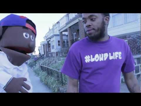 Peanut Live 215 Philly Episode 25 ( SkitDaddle Shirt Selling )