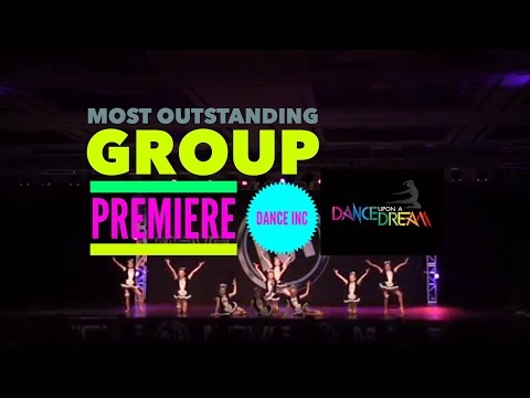 Premiere Dance Inc. Most Outstanding Group - May 2015