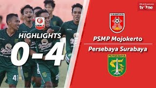 Video PSMP Mojokerto vs Persebaya Surabaya: 0-4 All Goals & Highlights Liga 2 MP3, 3GP, MP4, WEBM, AVI, FLV Juni 2018
