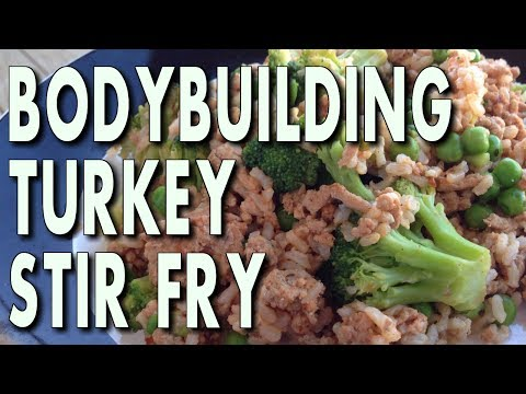 Easy Bodybuilding Post-Workout Meal