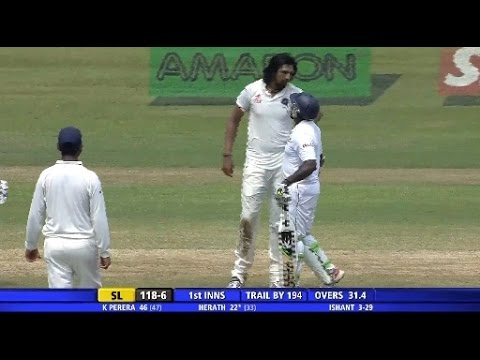 Ajantha Mendis 6/13 Vs India 2008