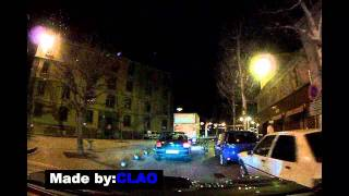 Gap France  city photos gallery : Nocturne de la ville de Gap - France Traffic Cam 25-03-2011