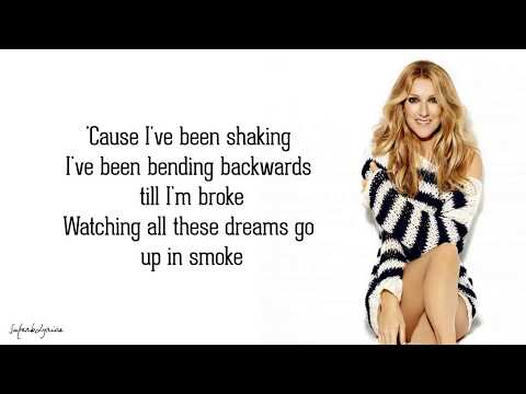 Celine Dion - Ashes (Lyrics)