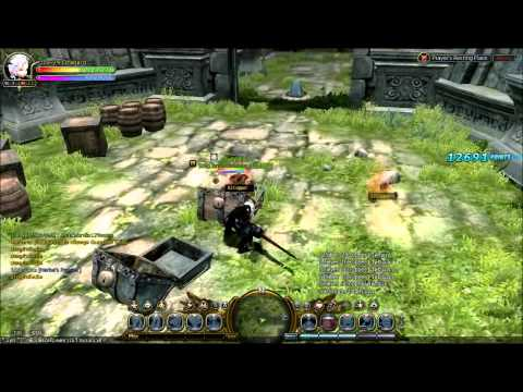 Dragon Nest TH - Mercenary Build and Gear Critical