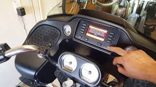 7. 2015 Road Glide with Fuel Moto 107 Big Bore kit--first start before Autotune