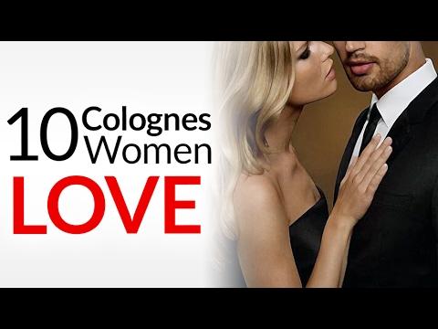 10 Colognes Women LOVE On A Man | Best Fragrances For Men (видео)