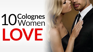 Video 10 Colognes Women LOVE On A Man   Best Fragrances For Men MP3, 3GP, MP4, WEBM, AVI, FLV Agustus 2019