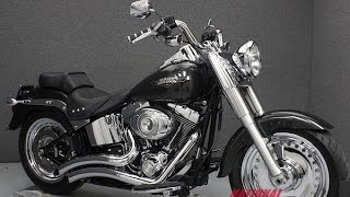 9. 2009  HARLEY DAVIDSON  FLSTF FAT BOY - National Powersports Distributors