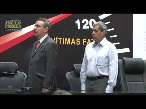 Deputado Estadual Paulo Corrêa Participa Da Semana Do Trânsito Em Campo Grande MS