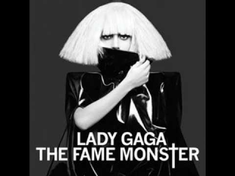 Monster - Lady Gaga (Official Fame Monster)