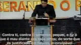 Pr. Hernane Santos - Espírito Voluntário
