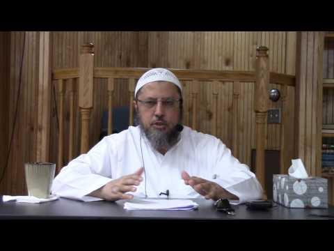 شرح مقدمة الرسالة في العقيدة لإبن أبي زيد القيرواني-3