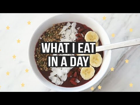 WHAT I EAT IN A DAY | IN AUSTRALIA