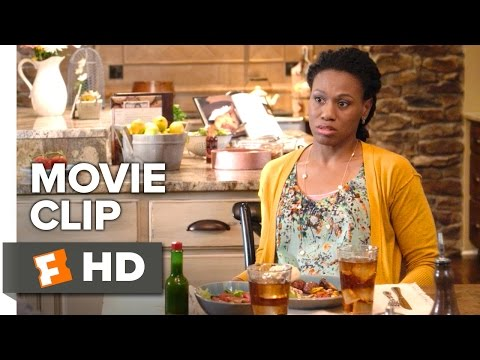 War Room Movie CLIP - Dinner Conversation (2015) - Priscilla C. Shirer, T.C. Stallings Movie HD