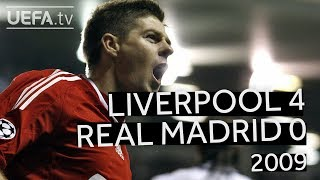 Download Video GERRARD, TORRES, ALONSO: LIVERPOOL 4-0 REAL MADRID, 2008/09 CHAMPIONS LEAGUE MP3 3GP MP4