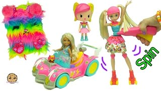 Nonton Barbie Video Game Hero New Movie Dolls   Rainbow Skates   Mini Race Car   Blind Bags Film Subtitle Indonesia Streaming Movie Download