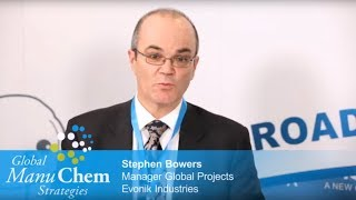 Video Interview with Stephen Bowers, Manager Global Projects at Evonik Industries / Germany MP3, 3GP, MP4, WEBM, AVI, FLV Oktober 2018