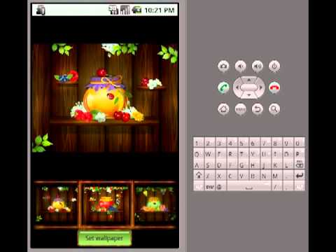 Video of ADW Theme Fruits and Berries