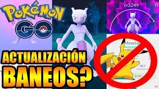 Pokémon GO BANEOS MASIVOS ? POKEMON LEGENDARIOS Y MEJORES GIMNASIOS, pokemon go, pokemon go ios, pokemon go apk