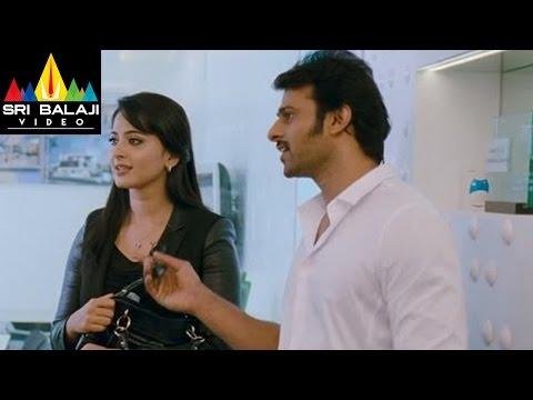 Video Mirchi Movie Love Between Anushka & Prabhas   Prabhas, Anushka, Richa   Sri Balaji Video download in MP3, 3GP, MP4, WEBM, AVI, FLV January 2017
