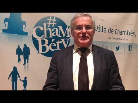 Retour sur le conseil municipal du 27 mars 2017 - Michel Dantin, Maire de Chambéry