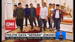 Video Politik Gaya 'Sersan' Jokowi MP3, 3GP, MP4, WEBM, AVI, FLV April 2019
