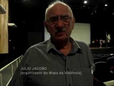 Julio Jacobo fala sobre viol?ncia e do porque n?o votar em candidatos que defendem a redu??o da maioridade penal