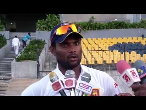 Sri Lankan cricketers practice ahead of T20 clash against West Indies