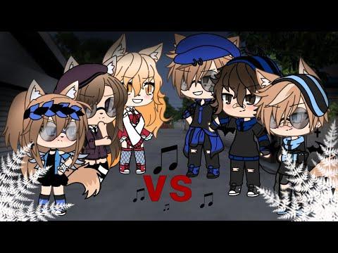 Песенный батл девочки против мальчиков! видео