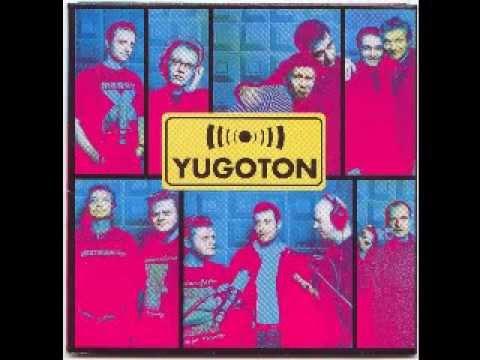Tekst piosenki Kasia Nosowska - Yugoton po polsku