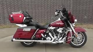 10. 617760   2009 Harley Davidson Street Glide   FLHX