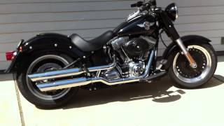 9. Screaming Eagle Exhaust Sound - Harley Fatboy Lo