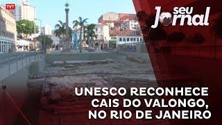 A Unesco incluiu o sítio arqueológico do Cais do Valongo, no Rio de Janeiro, na lista de Patrimônio Mundial na luta contra o...