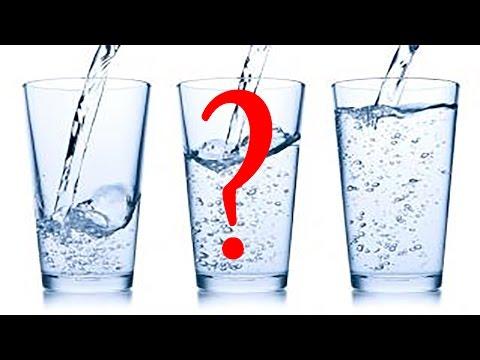 bere acqua gassata fa male?