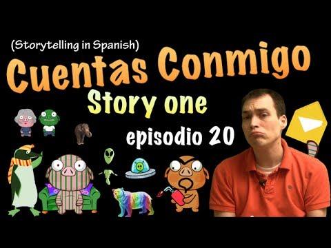 Cuentas Conmigo - Episodio 20 (Vergangenheitsform)
