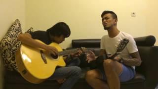 Rio Basier feat Abell Autis - Memikirkan Dia (cover seventeen)