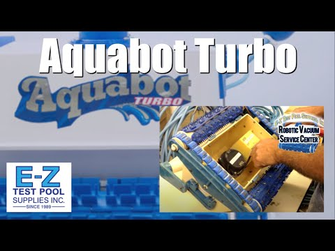 how to change drive belt on aquabot