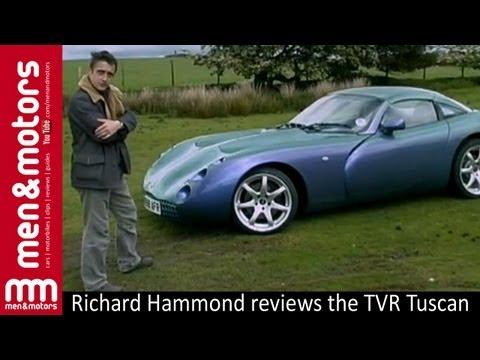 Richard Hammond Reviews The TVR Tuscan (2000)