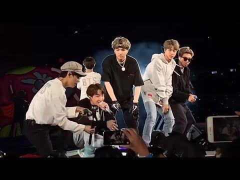 190518 Anpanman (BTS twerking) @ 방탄소년단 Speak Yourself Tour Metlife Stadium New Jersey Concert Fancam